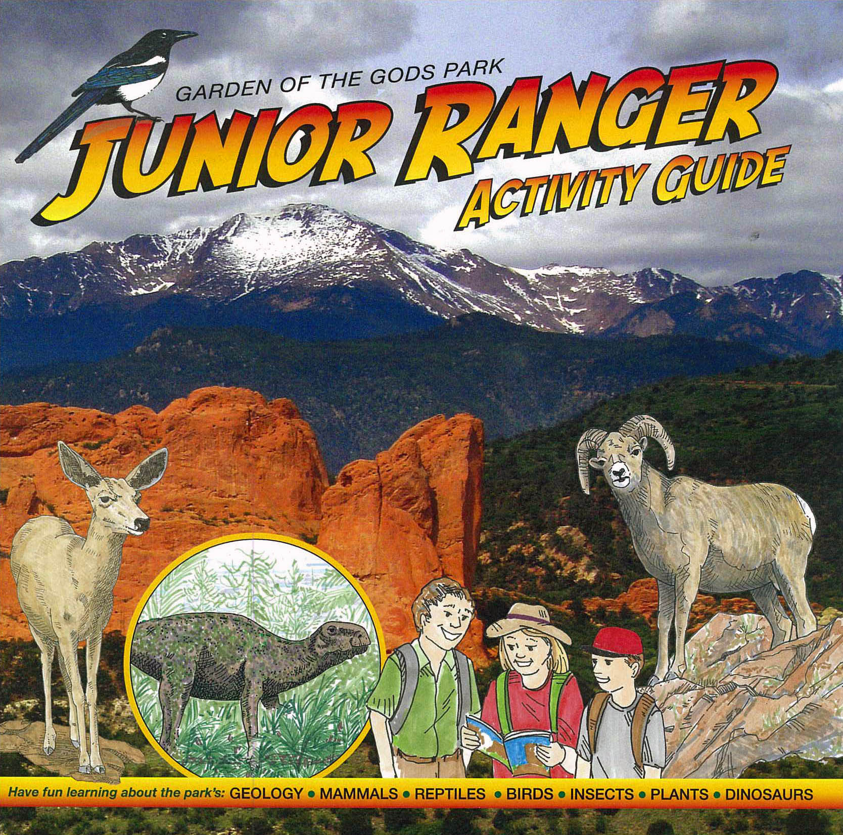 Junior Ranger 2017